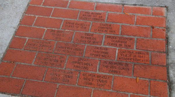 Contribute To The Brick Campaign